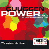Guuggen Power, Vol. 2 (21 Guuggenmusigen Live) by Various Artists