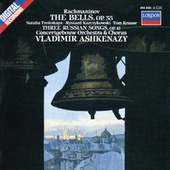 Rachmaninov: The Bells; Three Russian Songs von Vladimir Ashkenazy