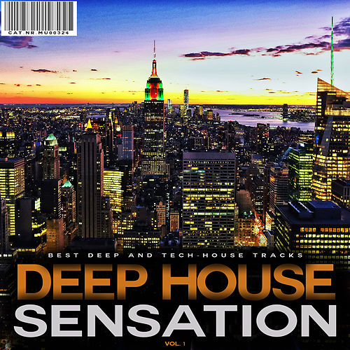 Deep House Sensation, Vol. 1 by Various Artists