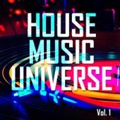 House Music Universe, Vol. 1 - EP de Various Artists