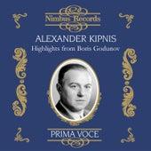 Alexander Kipnis: Highlights from Boris Godunov by Various Artists
