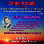 Zoltan Kodaly - Florilège de la Musique Classique Moderne et Contemporaine - Highlights of Modern and Contemporary Classical Music - Vol. 11 von Various Artists