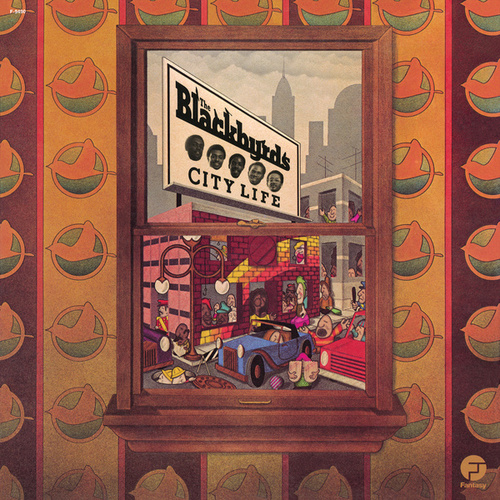 City Life by The Blackbyrds