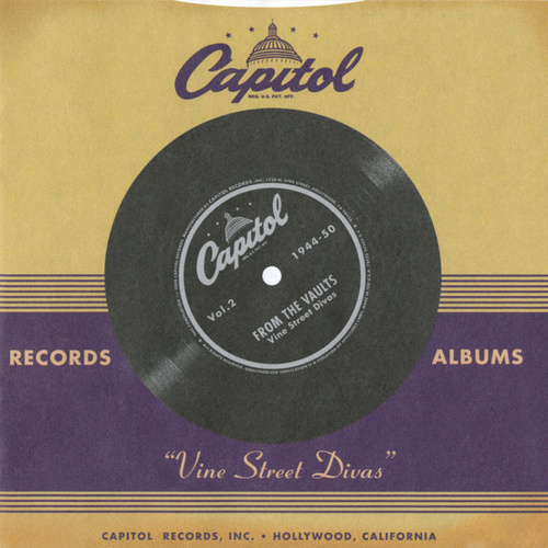 Capitol Records From The Vaults: 'Vine Street Divas' by Various Artists