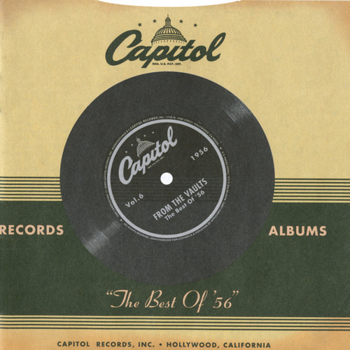 Capitol Records From The Vaults: 'The Best Of '56' by Various Artists