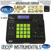 Mpc 2500 Rap Instrumentals, Vol. 13 by BEATS