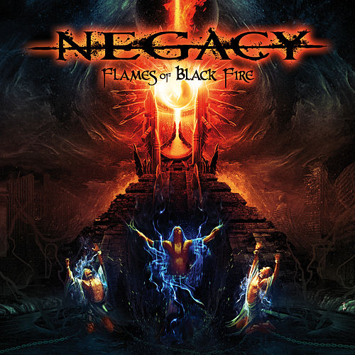 Flames of Black Fire by Negacy