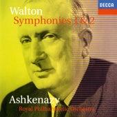 Walton: Symphonies Nos. 1 & 2 de Vladimir Ashkenazy
