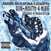 Gun-Mouth 4 hire Horns and Halos #2 by Equipto