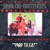 We Sleep Days - Single by Analog Brothers
