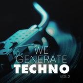 We Generate Techno, Vol. 2 de Various Artists