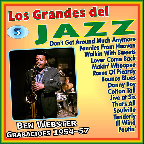 Los Grandes del Jazz - Vol.5 by Various Artists