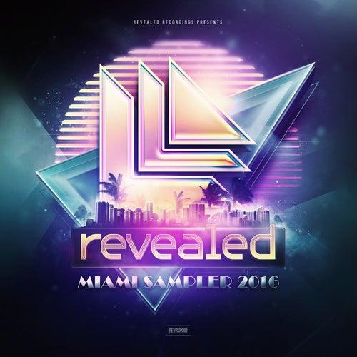 Revealed Recordings Presents Miami Sampler 2016