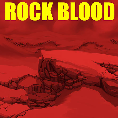Rock Blood de Various Artists