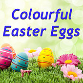 Colourful Easter Eggs de Various Artists