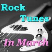 Rock Tunes In March de Various Artists
