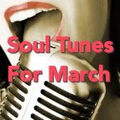 Soul Tunes For March de Various Artists