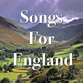 Songs For England by Various Artists