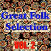 Great Folk Selection, Vol. 2 de Various Artists
