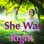 She Was Right de Various Artists