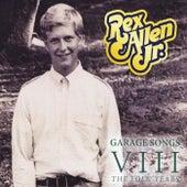 Garage Songs VIII: The Folk Years de Rex Allen, Jr.