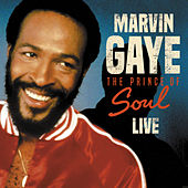 The Prince of Soul (Live) by Marvin Gaye