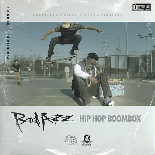 Hip Hop Boombox by Bad Azz
