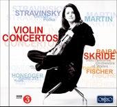 Stravinsky, Martin & Honegger: Violin Concertos & Orchestral Works by Various Artists