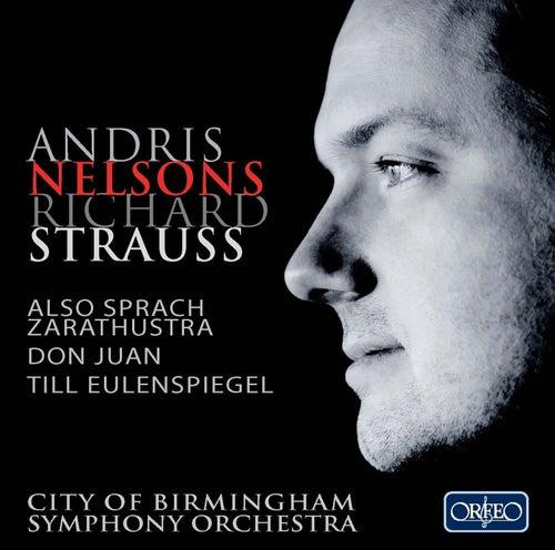 R. Strauss: Also sprach Zarathustra, Op. 30, TrV 176 by City Of Birmingham Symphony Orchestra