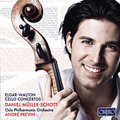 Elgar & Walton: Cello Concertos by Daniel Müller-Schott