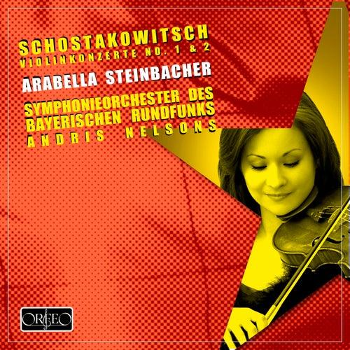 Shostakovich: Violin Concertos Nos. 1 & 2 by Arabella Steinbacher