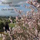 Mozart: Piano Sonatas de Diana Boyle