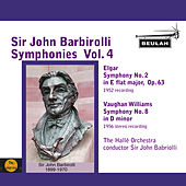 Sir John Barbirolli Symphonies, Vol. 4 de Sir John Barbirolli