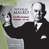 Nicolai Malko Conducts the BBC Symphony Orchestra by Various Artists