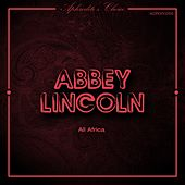 All Africa de Abbey Lincoln