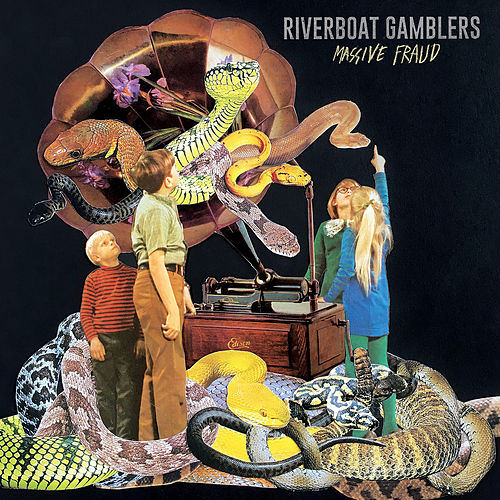 Massive Fraud by Riverboat Gamblers