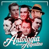 Antología del vals argentino by Various Artists