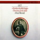 Liszt: Années de pèlerinage: Deuxième année - Italie by Alfred Brendel