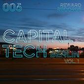 Capital Tech Berlin, Vol. 1 by Various Artists