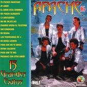 15 Grandes Exitos, Vol. 1 by Apache 16