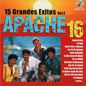 15 Grandes Exitos, Vol. 2 by Apache 16