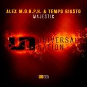 Majestic by Alex M.O.R.P.H.