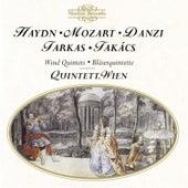 Haydn, Mozart, Danzi, Farkas & Takács: Wind Quintets von Quintett.Wien
