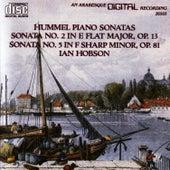 Hummel Piano Sonatas, Volume 2 by Ian Hobson