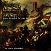 Hummel: Septet in C Major, Op. 114 (The Military), Kreutzer: Grand Septet in E Flat Major, Op. 62 by The Nash Ensemble