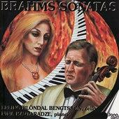 Brahms: Sonatas, Op. 38 & 39 by Erling Blöndal Bengtsson