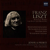 Liszt: Romantic Works for Piano and Orchestra de Joshua Pierce
