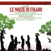 Mozart: Le nozze di Figaro (Highlights) by Sir Neville Marriner