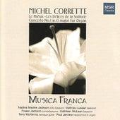 Michel Corrette: Le Phénix, Les Délices de la Solitude, Concerto No. 1 in G Major by Musica Franca