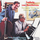 Beethoven: Cello Works by Erling Blöndal Bengtsson